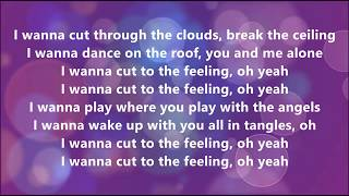 Carly Rae Jepsen - Cut To The Feeling (Lyrics)