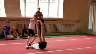 Харьков 28.05.2017 Спортивная акробатика.мальчики.