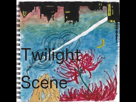 梨奈(garden#00)/Twilight Scene