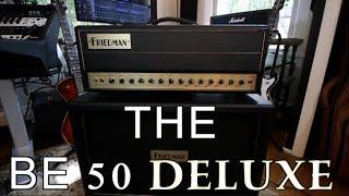Friedman BE 50 Deluxe Demo