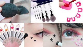 18 Interesting&Cute Makeup&Tools You Must Try!