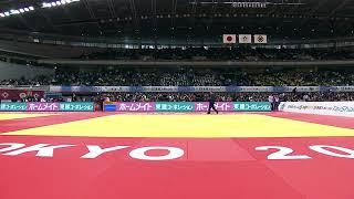 Judo Tokyo Japan 66 kg Abe vs Shchebel  2 round