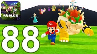 ROBLOX - Gameplay Walkthrough Part 88 - Super Mario Showcase (iOS, Android)