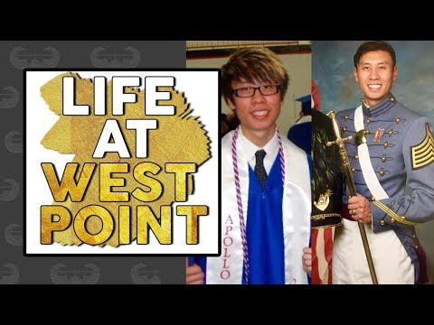 WEST POINT: Episode 01. A Day in the Life of a West Point Cadet | ThomasVlogs