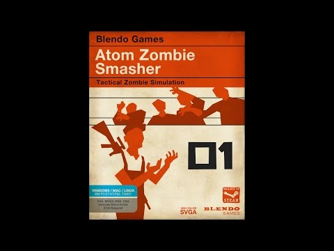 Atom Zombie Smasher - EP 1 - If I Didn't Know Any Better, I'd Call It Hipster