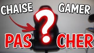Gambar cover LA CHAISE GAMER PAS CHER DU MOMENT ! (PAS SPONSORISÉ)