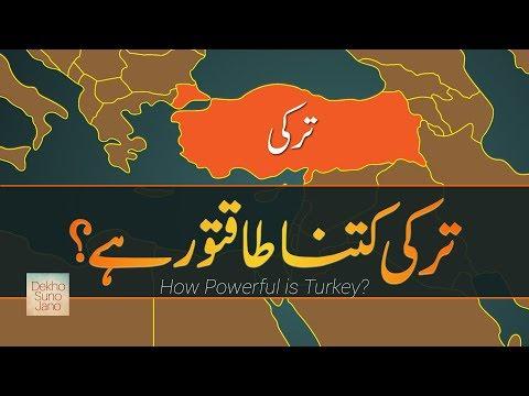 How Powerful is Turkey? Most Powerful Nations on Earth #14 | Faisal Warraich