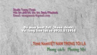 Beat Việt Nam trong tôi là, Phương Nhi, tone nam