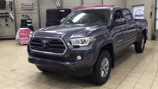 2018 Toyota Tacoma SR5 Review