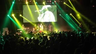 Capleton - Wah Dis, Hit Maker, Toppa Ting (7 Junio, Santiago, Chile)