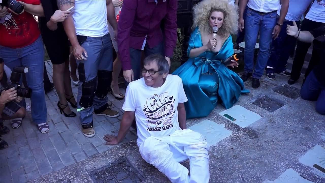 Бари Алибасов оставил Лене Лениной свою задницу