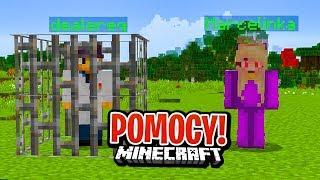 """Minecraft: MOJA """"DZIEWCZYNA"""" MNIE TORTURUJE!"""