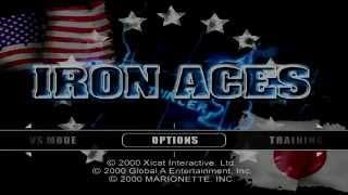 Iron Aces - Training   Sega Dreamcast