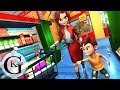 Virtual Mother Family Gameplay For Kids Boy & Girl | New Working Mom Simulator