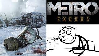 НОВОЕ METRO на E3 2017 | METRO EXODUS | ВПЕЧАТЛЕНИЯ, ОПАСЕНИЯ