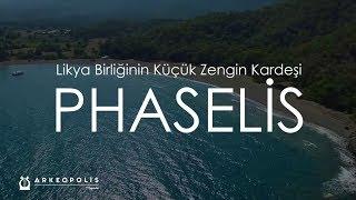 Gambar cover PHASELİS - Likya Birliğinin Küçük Zengin Kardeşi