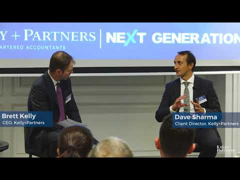 Education + Thought Leadership Program with Dave Sharma