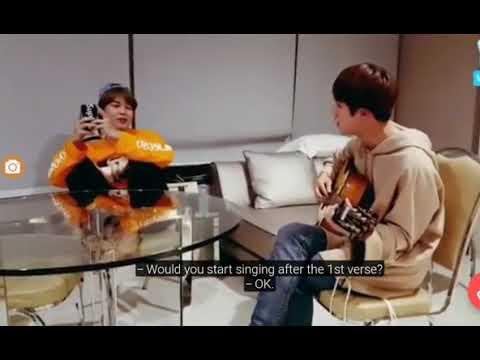 Cover Lagu Jimin Jin And Jungkook