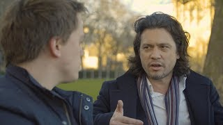 Owen Jones meets Mike Galsworthy |
