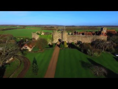 Amberley Castle Hotel - West Sussex