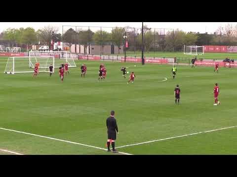 Sunderland AFC U12  V  Liverpool U12