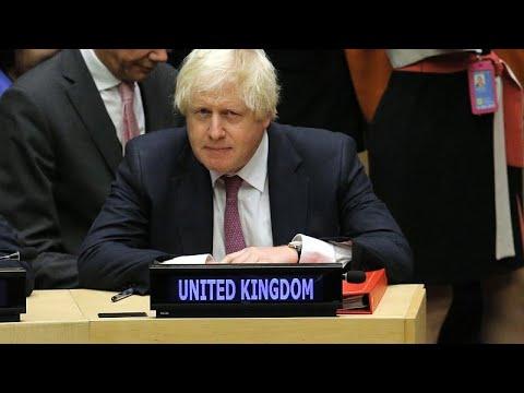 جونسون يهدد بسحب اتفاق بريكست من البرلمان والدعوة لانتخابات مبكّرة…  - نشر قبل 2 ساعة