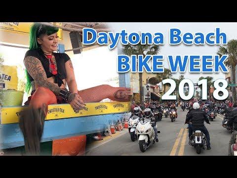 Daytona Bike Week 2018