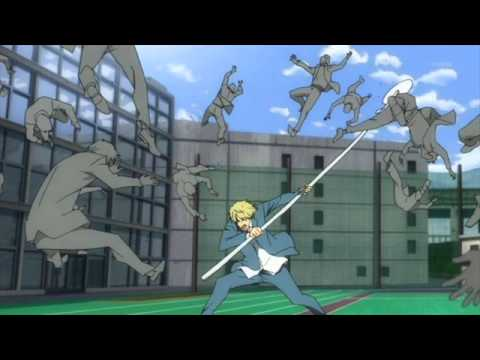 anime machine guns