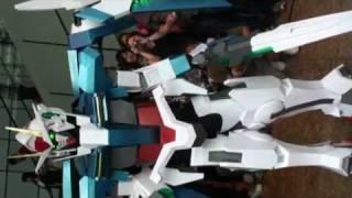 Gundam 00 raiser cosplay 2