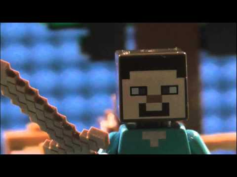 Lego MineCraft Episode 1 The Great Exploration!