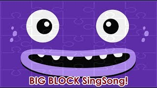 Big Block SingSong Charles Puzzle Games for Kids