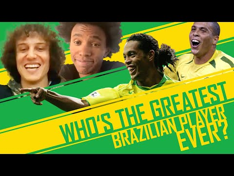 The toughest episode so far! | Who is the GOAT Brazilian baller? | David Luiz & Willian
