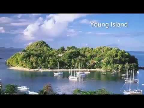 Young Island Resort - St. Vincent