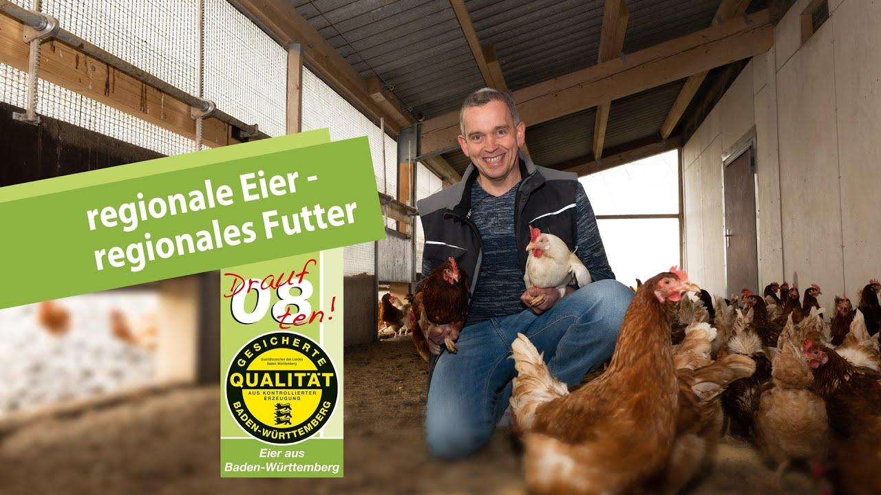 Video mit Peter Buyer für die Eierhöfe