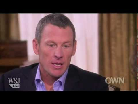 Lance Armstrong Admits to Doping - Armstrong Confesses to Oprah