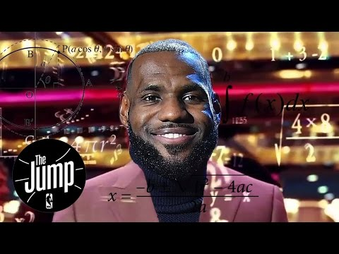 Why Is LeBron James So Good? | The Jump | ESPN