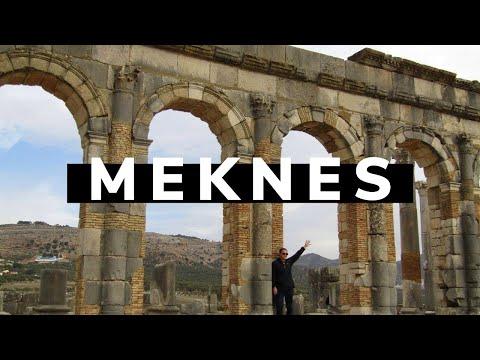 MOROCCO ROMAN RUINS – Travel Vlog
