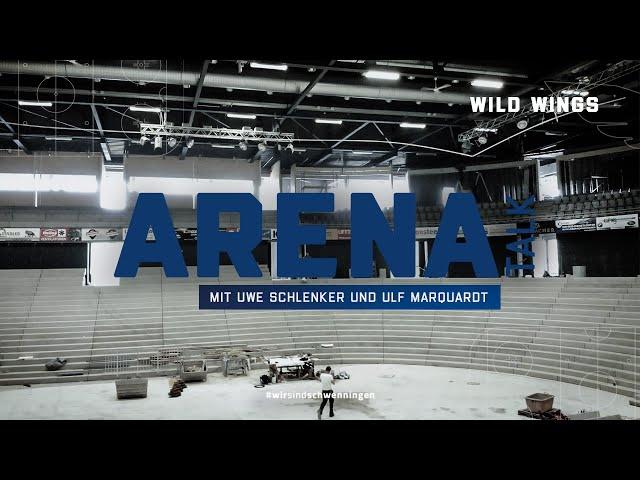 ArenaTalk | Uwe Schlenker & Ulf Marquardt