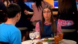 Sheldon & Amy Date Night (TBBT: The Workplace Proximity)