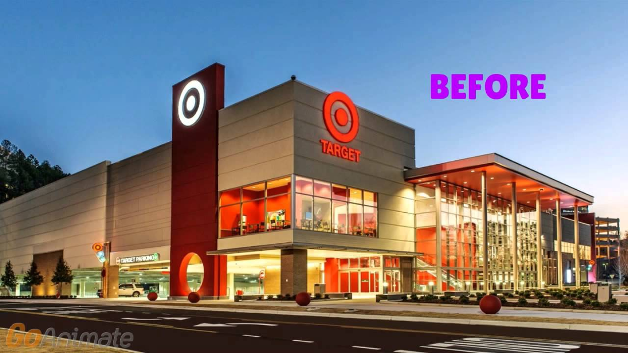 Target Going Out Of Business Circuit City Grand ReOpening