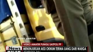 Inilah video amatir aksi pungli Satpol PP di Jembrana, Bali - iNews Malam 22/06