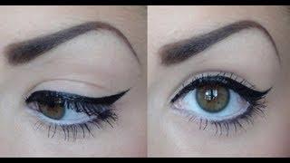 Comment Tracer Son Trait D'eyeliner Astuces