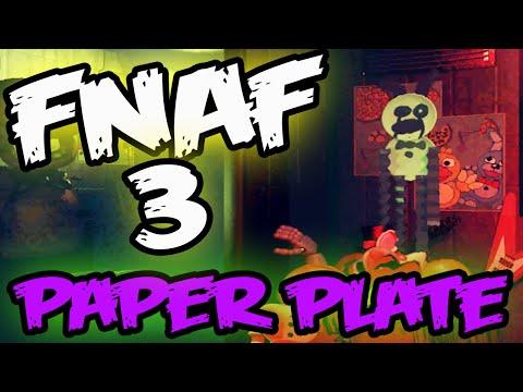 Download fnaf 3 paper plate bonnie spring trap easter egg five nights