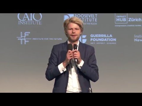 Erik Brynjolfsson (MIT): Basic Income and 4th Industrial Revolution ...