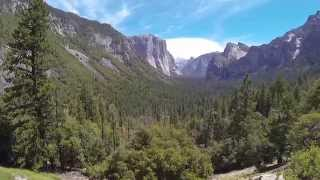 Stunning Wawona Tunnel View - Yosemite National Park