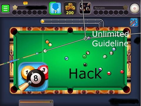 8 Ball Pool ONLINE Hack (Unlimited Guideline, Anti-Ban ...