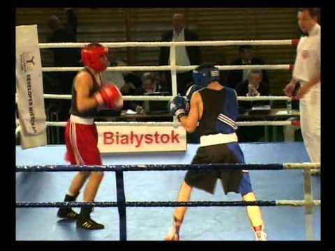 Finał IIIGP 2011 60kg Kostecki vs Liczik