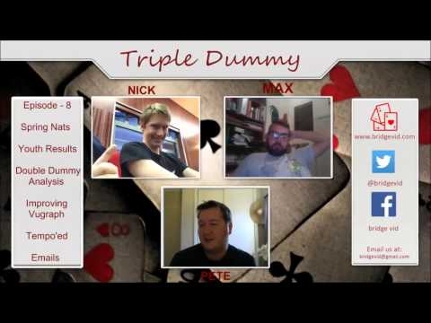 Triple Dummy Episode 8 Lead Problem