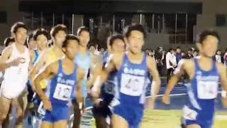 日体大記録会 男子5000m 24組目(最終組) 2016年10月23日
