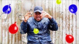 WATER BALLOON QUICKFIRE QUESTIONS!!